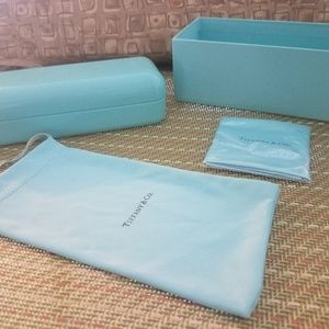 Tiffany Eyeglass Case